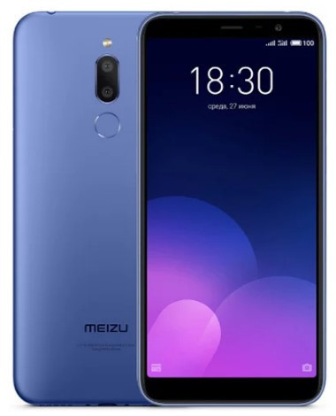 Телефон Meizu M6T M811H Blue (GSM + CDMA) Global Version