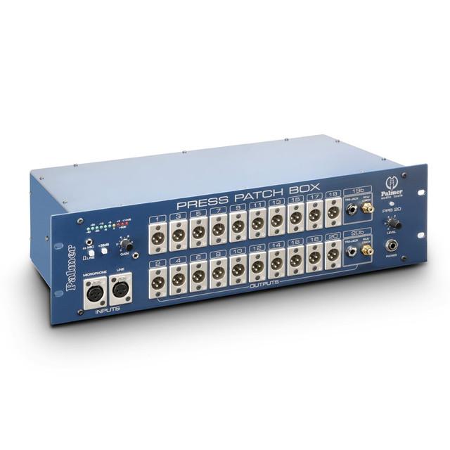 Press Patch Box 20-каналов Palmer Pro PPB20