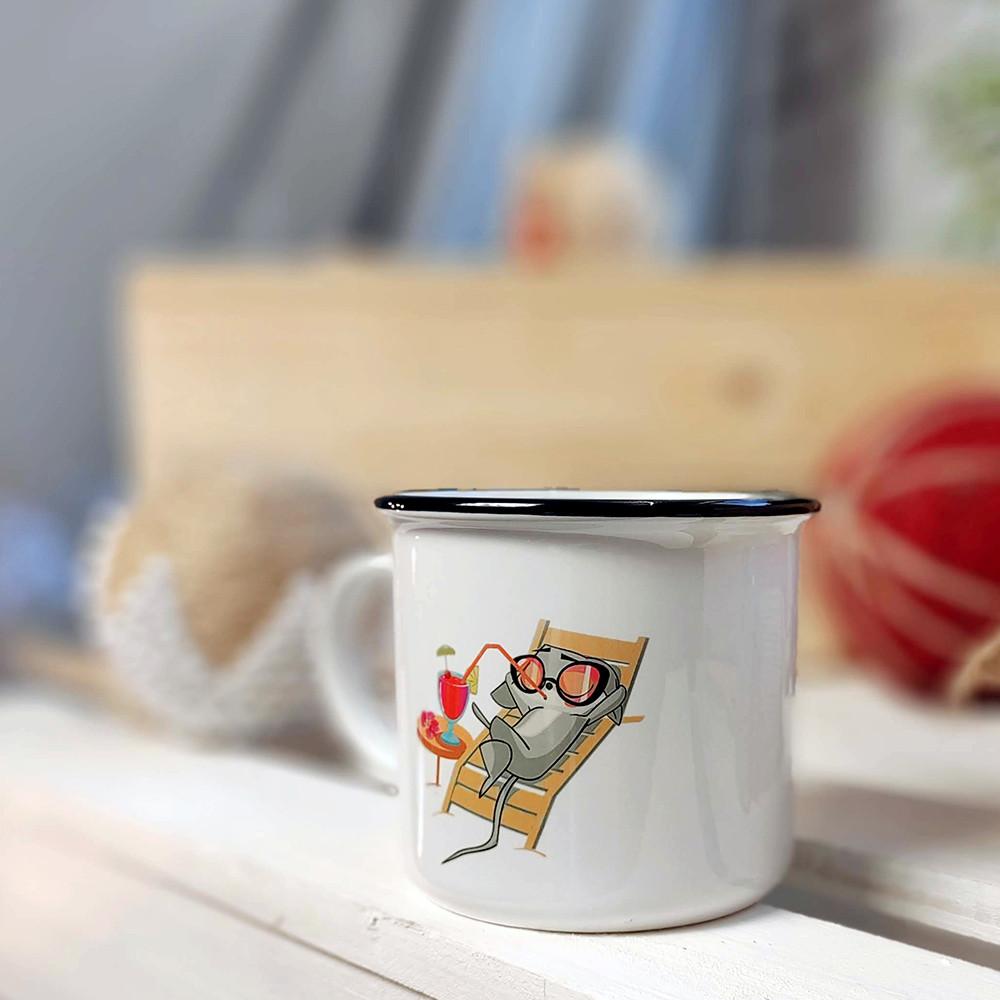 Кружка Camper Перерва на каву та «помріяти»… 250 мл (KRC_20NG004)