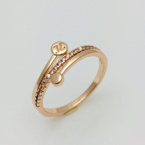 Кольцо женское Вирина, размер 16, 17, 18