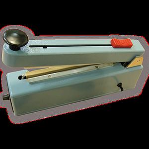 Настольный импульсный запайщик с ножом FS-200M