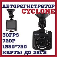 Автомобильный видеорегистратор CYCLON DVA-01 720p USB 30fps 200mAh