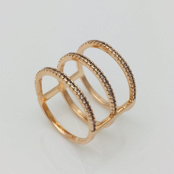 Кольцо женское Айскрим, размер 16, 17