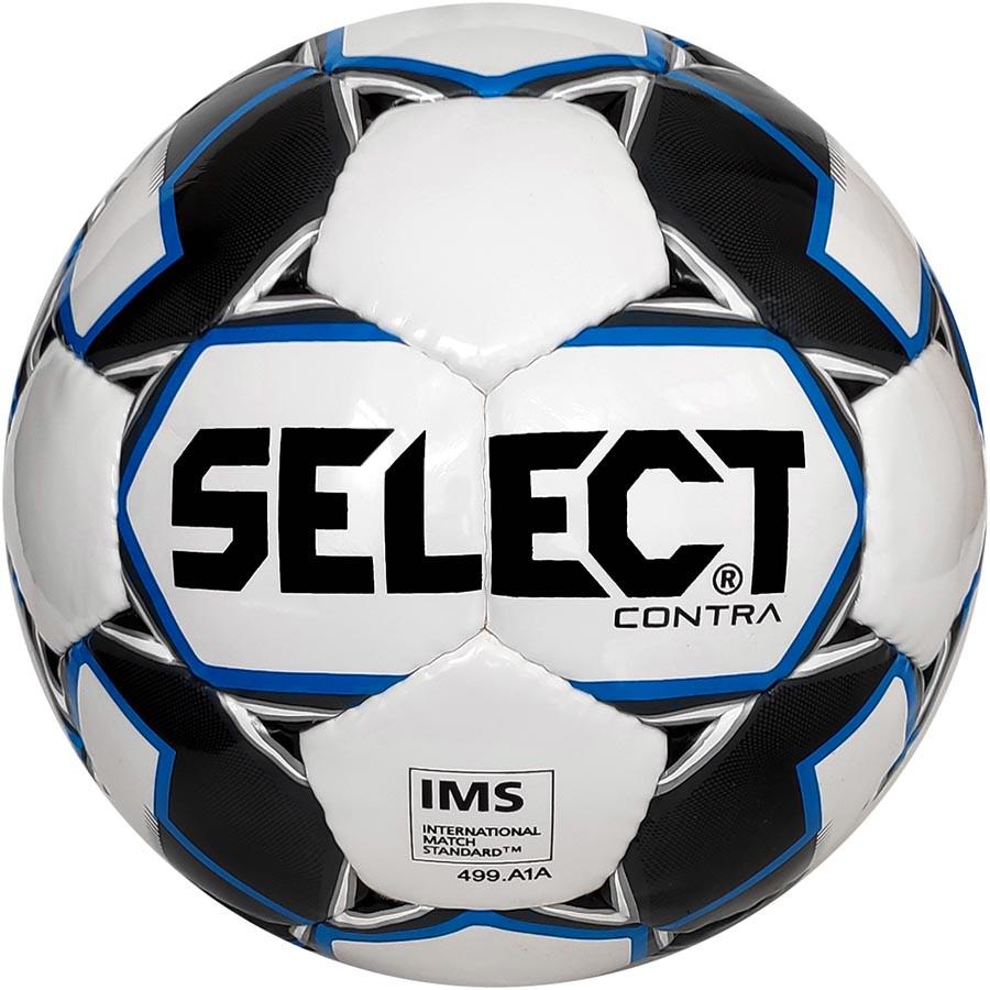 Мяч футбольный SELECT Contra IMS, размер 5