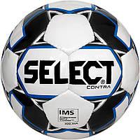 М'яч футбольний SELECT Contra IMS, розмір 5
