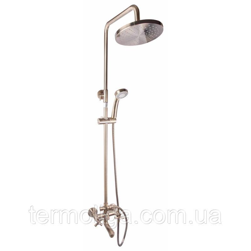 Душевая система Q-tap Liberty ANT 140-210