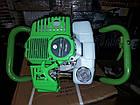 Мотобур Craft-tec PRO EA-200 (у комплекті 1 шнек 200мм + подовжувач 500мм). Бензобур Крафт-Тек, фото 9