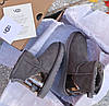 Женские угги UGG Australia Classic Mini Grey Metallic оригинальные мини Угги Австралия серые, фото 5