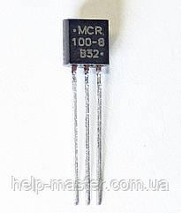 Тиристор MCR100-8 (TO-92)