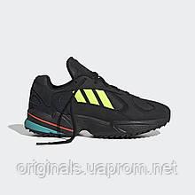 Белые кроссовки Adidas Yung-1 Trail EE5321 2019/2