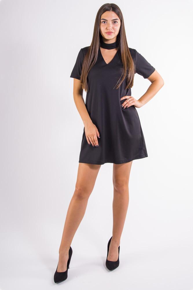 Платье цвет Черный размер S