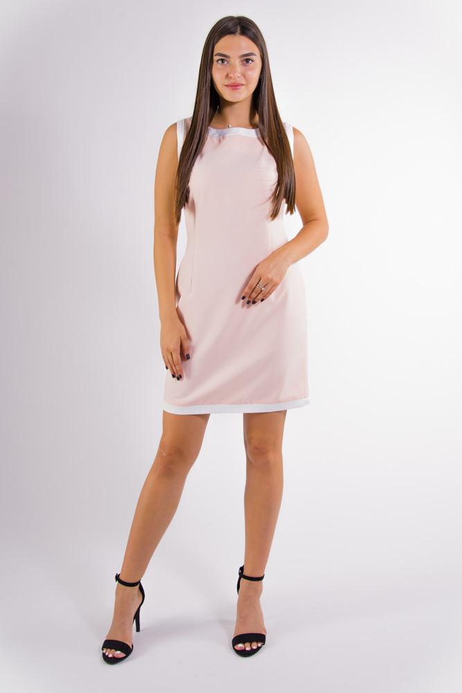 Платье  цвет Персиковый размер L