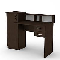 Стол письменный пи пи-1 венге темный  (118х55х96 см)