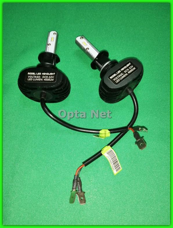 Набір світлодіодних ламп для автомобіля S1 LED H11