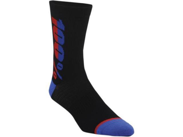 Носки для cпорта Ride 100% RYTHYM Merino Wool Performance Socks [Black], L/XL