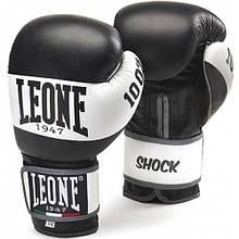 Боксерские перчатки Leone Shock Black 14 ун.