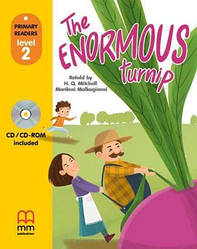 Primary Readers 2 The Enormous Turnip with CD-ROM