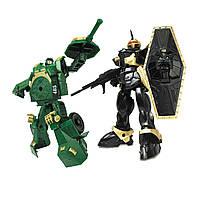 Трансформер X-Bot Танк Воин (82010R)