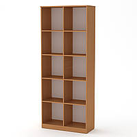 Шкаф книжный КШ-2 бук  (84х36х206 см)