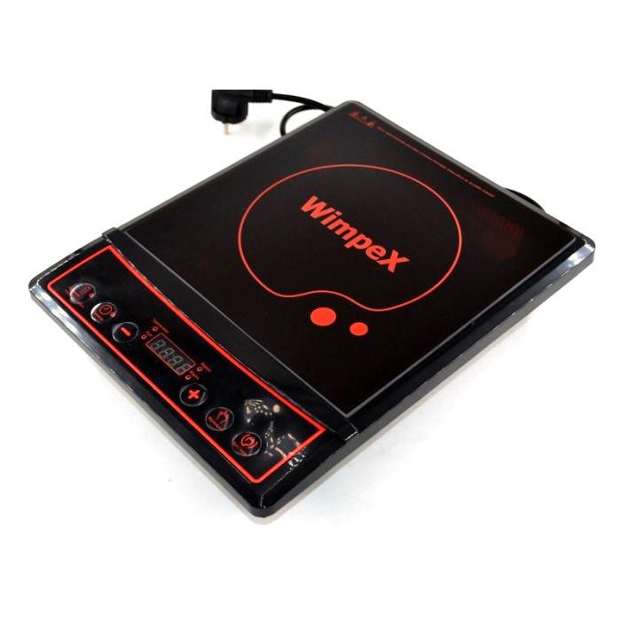 Настольная Индукционная электроплита Wimpex WX1323 с таймером (2000W)
