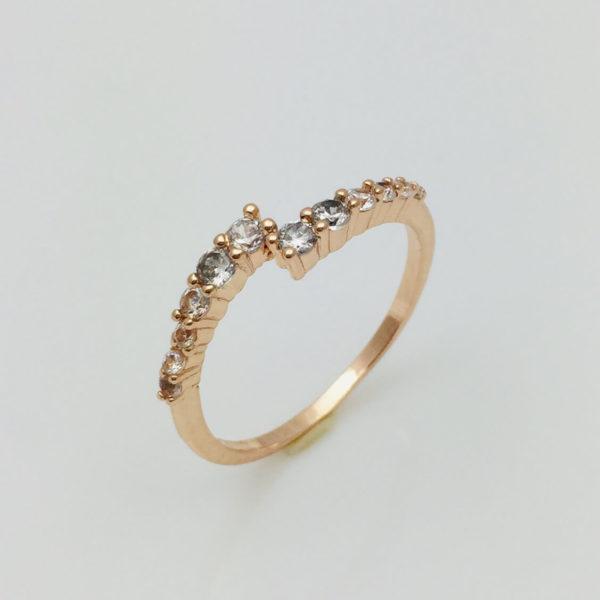Кольцо женское Спокойное, размер 16, 17, 18