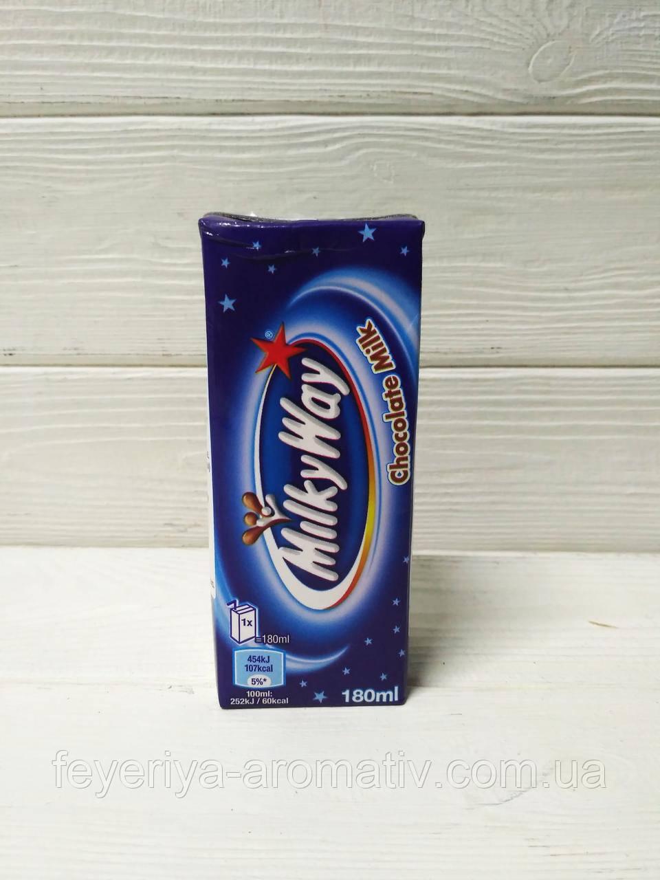 Молочный коктейль Milky Way Chocolate Milk 180ml (Великобритания)
