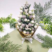 Новорічна ялинка декоративна (26 см.), фото 1