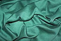 Альпака.Ткань ангора плотная мягкая цвет зеленый темный, фото 1