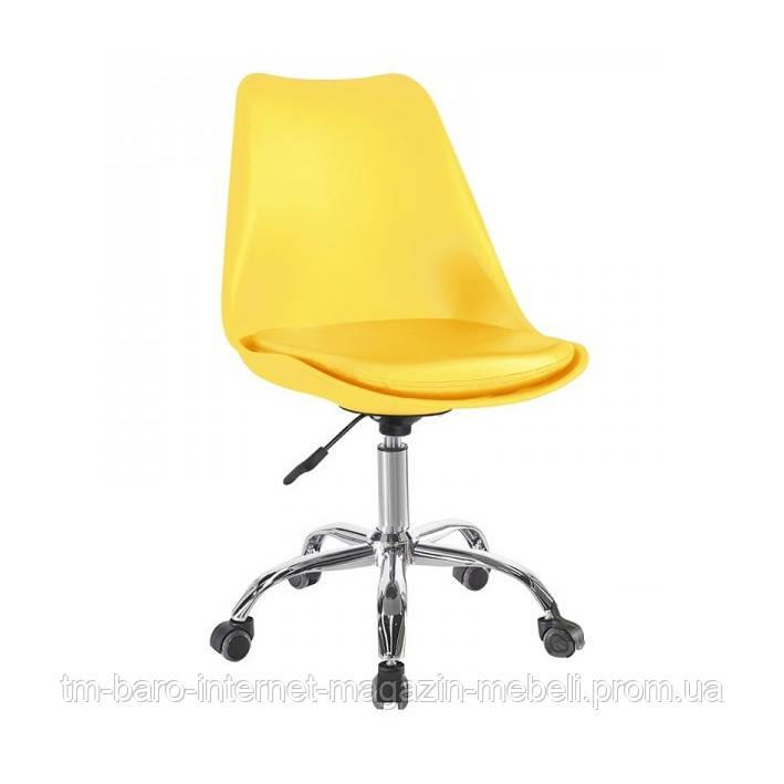 Кресло Астер, желтый
