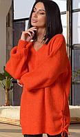 Свободный женский свитер  ЛЧ 017В/04, фото 1