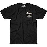 Футболка 7.62 Design Full Auto Pub Black XL Черный 762-001-497BK-XL, КОД: 705684