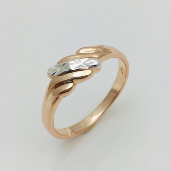 Кольцо женское Лиан, размер 17, 18, 19