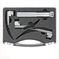 Cтандарт Миллер C ларингоскопический набор, неонаталогия, 1 рукоятка + 3 клинка KaWe