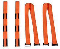 Ремені для перенесення грузів, меблів та техніки, для вантажників. Одягається на плечі або руки