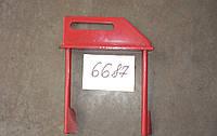 Кронштейн КРН 46.140 крепления ролика натяжения цепи (нижний) КРНВ