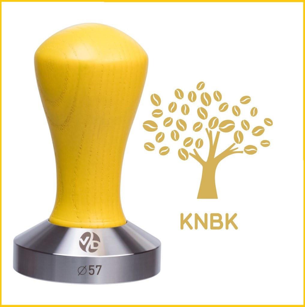 Темпер Желтый VD Классик Ø 49;51;53;54;57;58 мм.