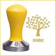 Темпер Желтый VD Классик Ø 49;51;53;54;57;58 мм., фото 1