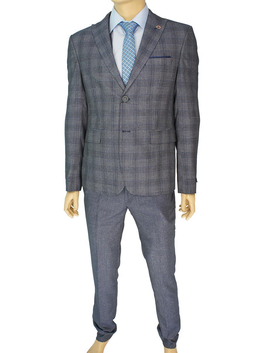 Чоловічий класичний костюм трійка Daniel Perry C. SPECIAL C:8 TR