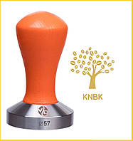 Темпер Оранжевый VD Классик Ø 49;51;53;54;57;58 мм., фото 1