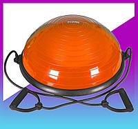 🔥✅Балансировочная платформа Power System Balance Ball Set PS-4023 Orange 💎