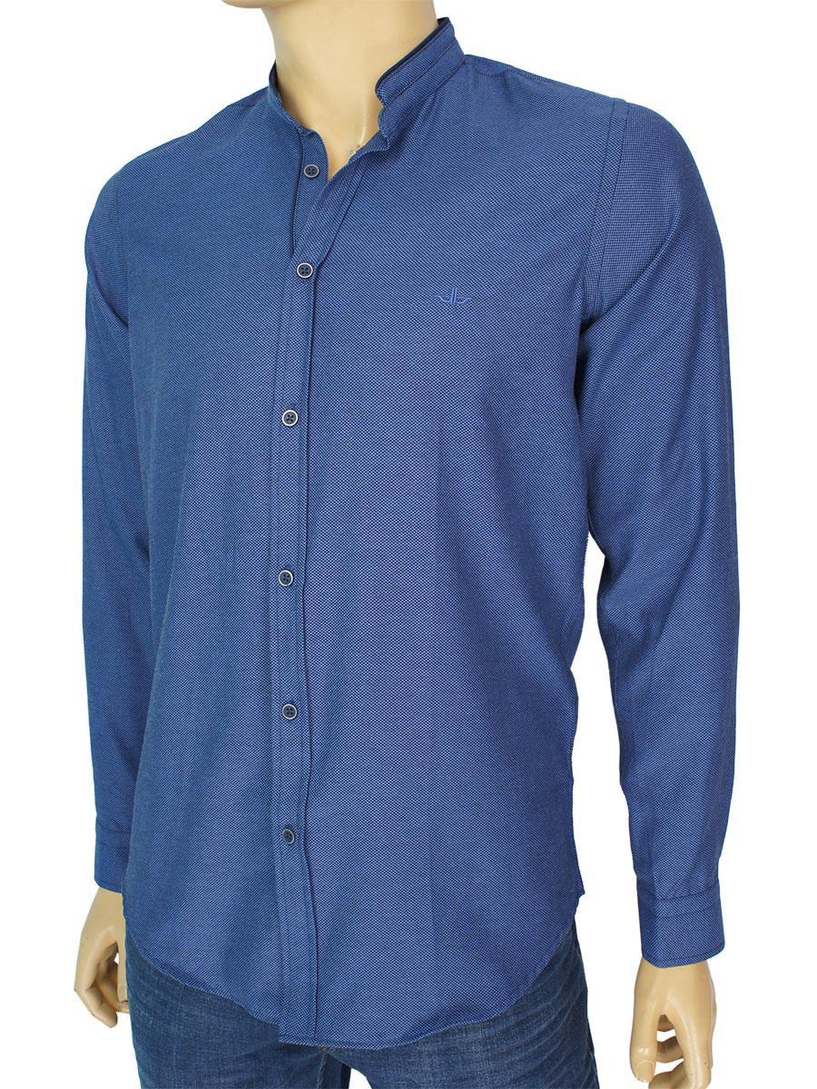 Стильная мужская рубашка Desibel 10.089 C-35
