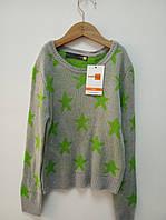 Теплый детский свитер для девочки  Piazza Italia.