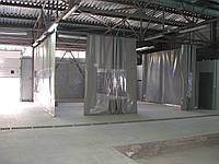 Стены ПВХ, завесы, перегородки ПВХ для склада, цеха, мастерской