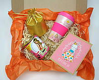 "Подарунковий набір ""Моя кохана"" 0728 подарунок коханій / Подарочный набор ""Моя любимая"" подарок девушке"