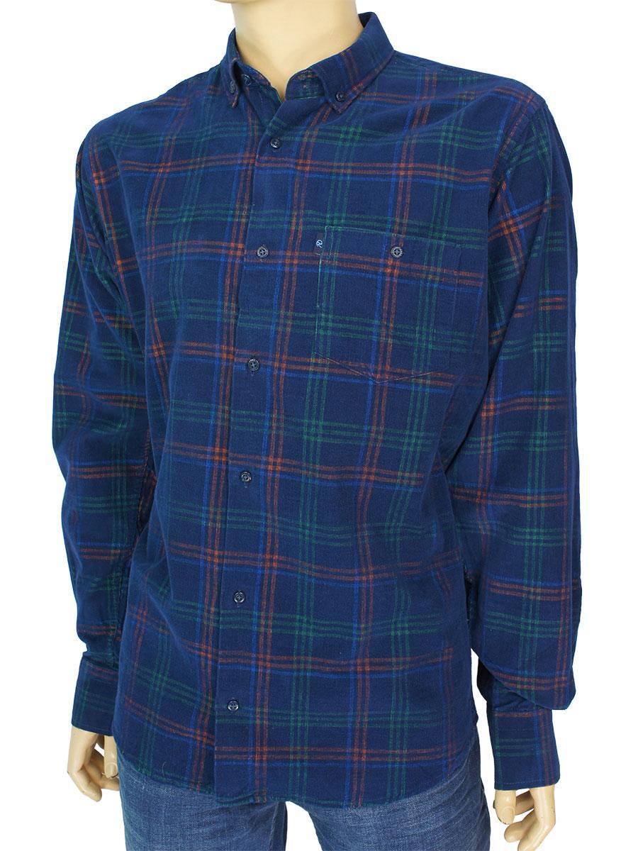 Мужская рубашка в клетку Negredo 3300#02
