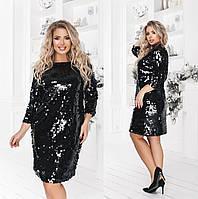 Вечернее платье женское ТК/-1133 - Черный, фото 1