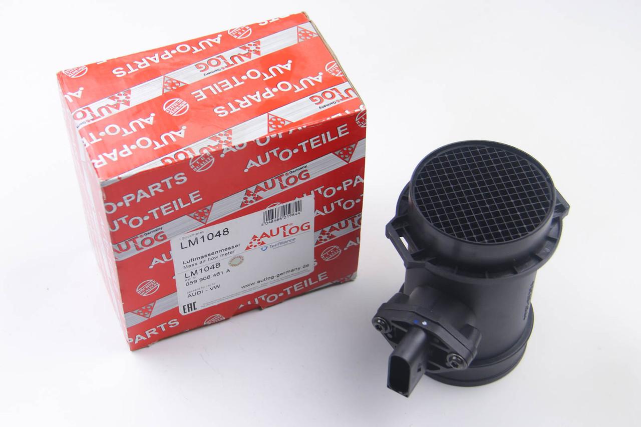 Расходомер воздуха Audi A4 (5 контактов) 2.5D 1997-2005