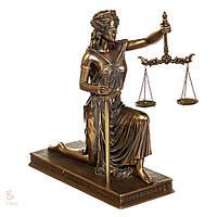 Статуэтка Фемида Veronese, богиня правосудия 77560А4
