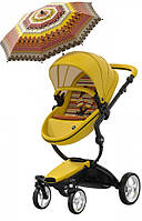 Люлька для коляски Mima Xari Люлька для коляски Mima Xari Yellow