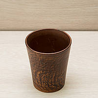 Склянку з червоної глини Циліндр 0,35 л, фото 1